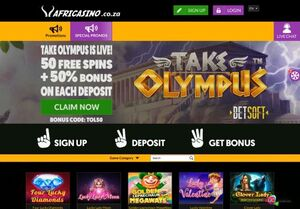 africasino.co Magnificent Gambling Slots
