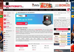 bookmakers Magnificent Gambling Slots