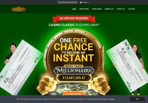 casino-classic Magnificent Gambling Slots