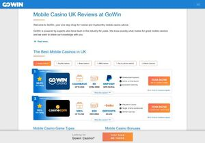 gowin.co Magnificent Gambling Slots