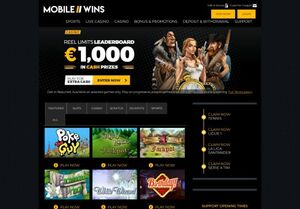 mobilewins.co Magnificent Gambling Slots