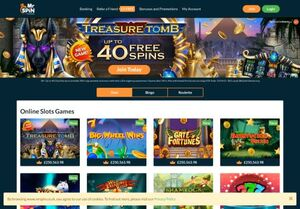 mrspin.co Magnificent Gambling Slots