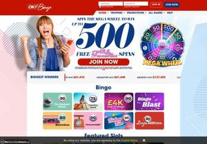okbingo.co Magnificent Gambling Slots