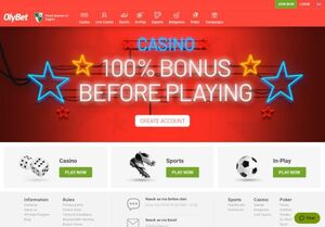 olybet Magnificent Gambling Slots