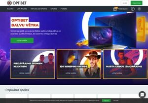 optibet Magnificent Gambling Slots