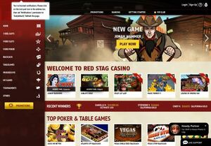redstagcasino Magnificent Gambling Slots
