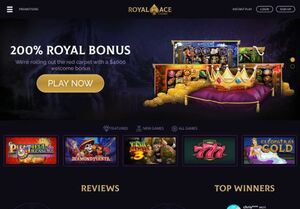 royalacecasino Magnificent Gambling Slots