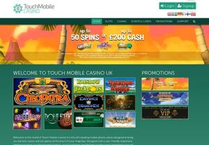 touchmobilecasino.co Magnificent Gambling Slots